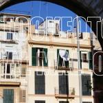 Altstadt Häuser Palma de Mallorca