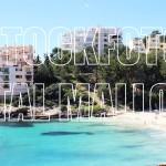 Badebucht Illetas Mallorca