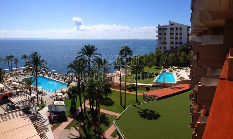 Hotel Anlage Pool Illetas