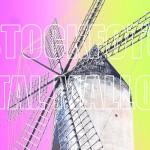 typische Windmühle Mallorca ART Work