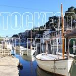 Fischerboot Cala Figuera Foto downloaden - die romantische Bucht von Cala Figuera mit den vielen kleinen Fischerbooten. Fotomotiv von einem Fischerboot