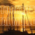 Sonnenaufgang Palma Hafen Foto downloaden - wunderschöner Sonnenaufgang im Yacht- und Kreuzfahrthafen von Palma