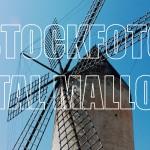 typische mallorquinische Windmühle
