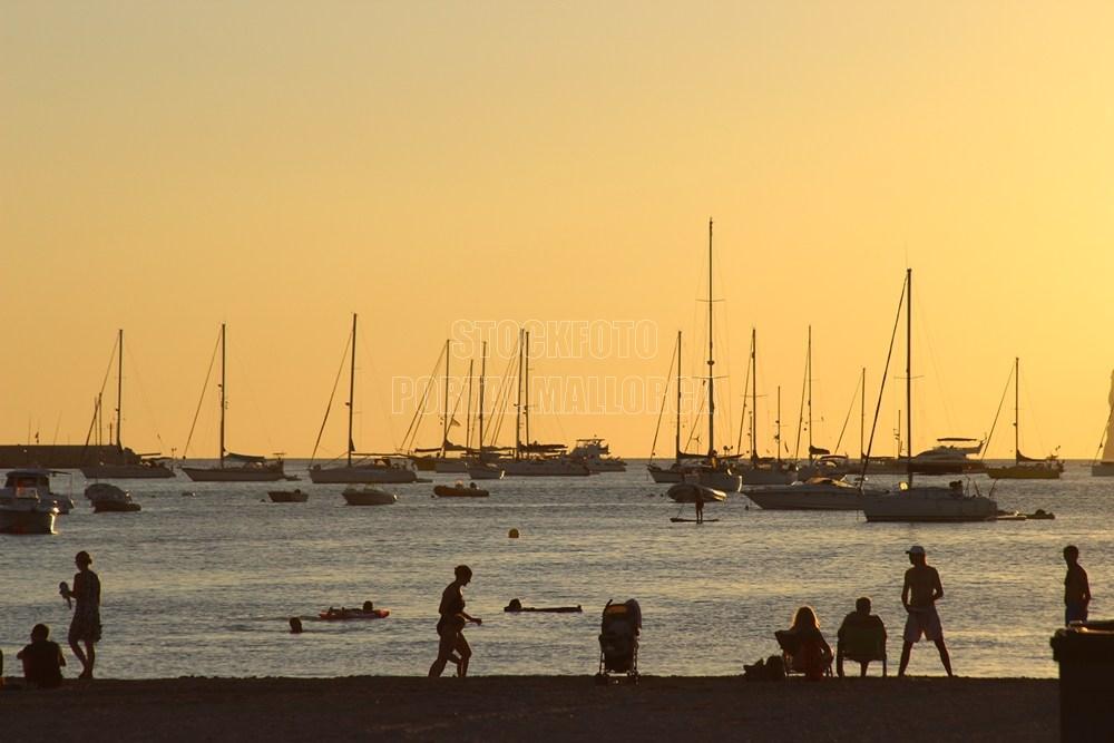Sonnentergang Santa Ponsa